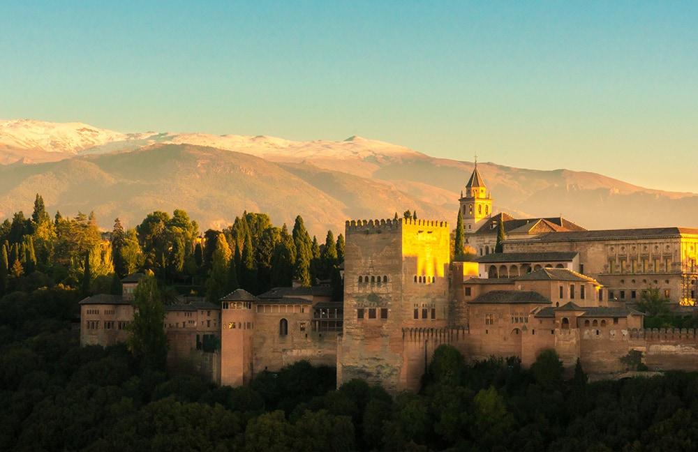 Qué ver en Granada, La Alhambra y el Generalife