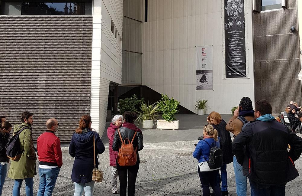 Descubrir a Lorca y sus lugares en Granada