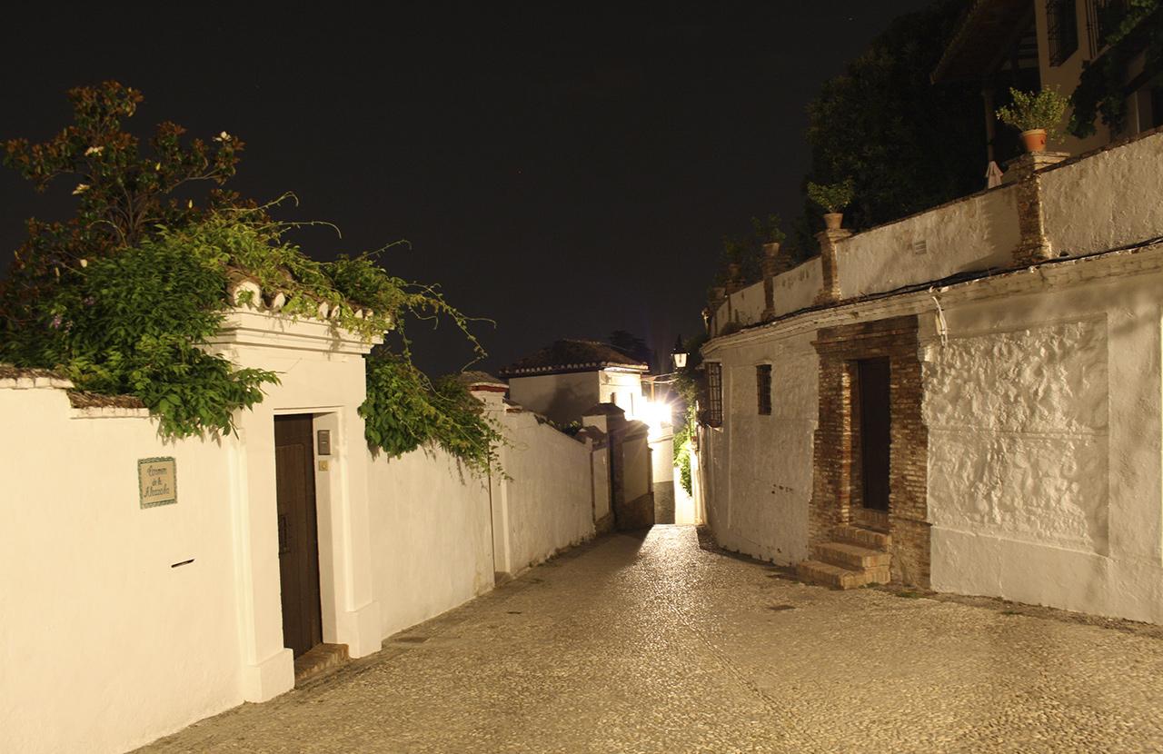 Los misterios de Granada