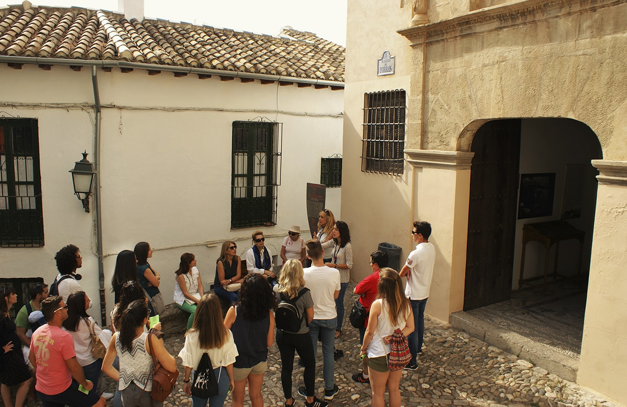 Granada for organised groups | Check our cultural tours