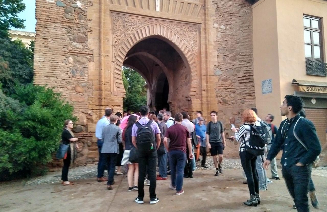 Lorca y Falla: poesía y música en la Alhambra