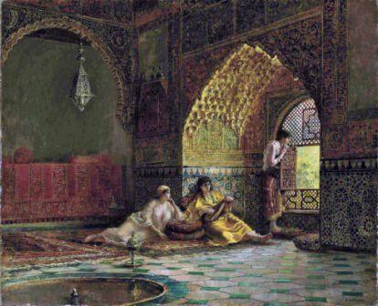sultanasalhambraciceronepaseoguiado