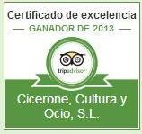 certificadoexcelenciatripadvisorcicerone