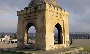 Tumba de Boabdil en Fez