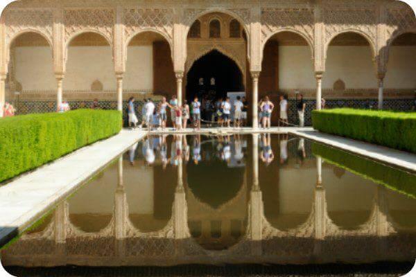 Visita privada a la Alhambra para grupos grandes