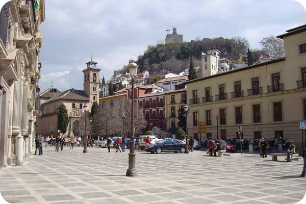 Visita a Granada para grupos grandes