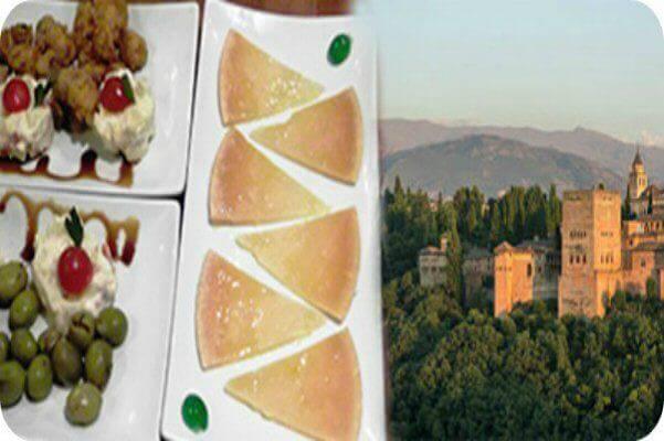 Ruta de tapas por Granada: Leyendas y gastronomía