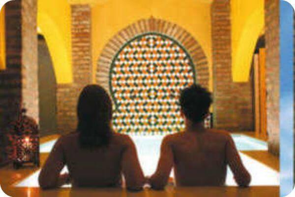 Baño Árabe tradicional