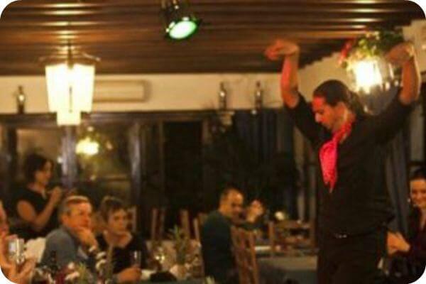 Espectáculo Flamenco Jardines Zoraya