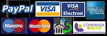 Formas de pago. Cicerone Mi Reserva Online