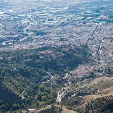 El Valle del Darro, nuevo Bien de Interés Cultural en Granada