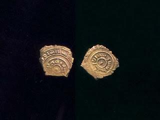Dinar de oro periodo Zirí, Rey Badis, Dinastía Ziri 1038-1074