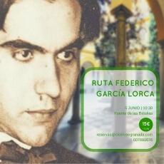 Ruta exclusiva por los lugares de Federico G. Lorca en Granada