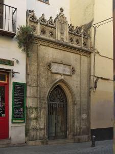 CApilla de San Juan de Dios en Calle Elvira
