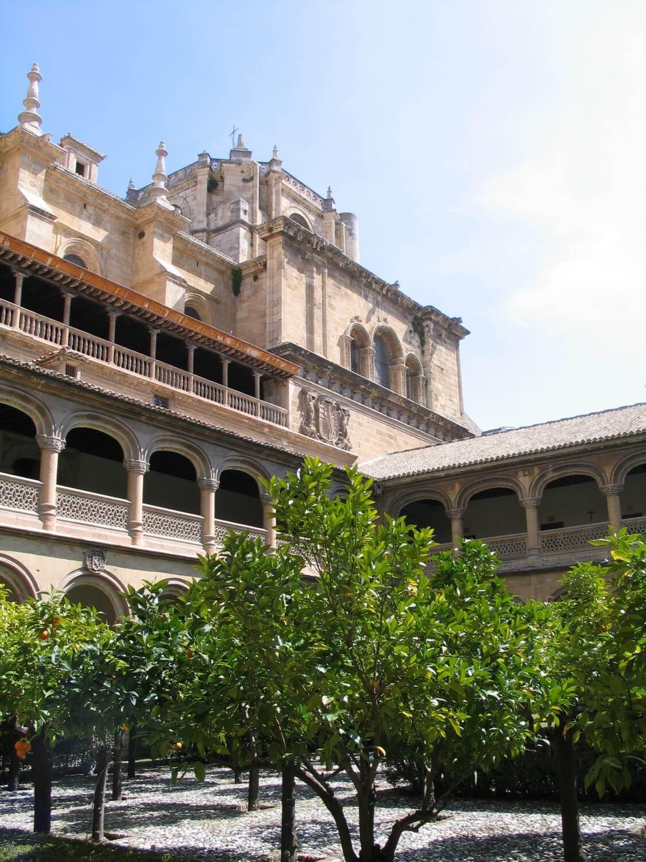 Claustro de San Jerónimo