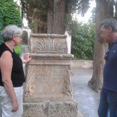 Buscando la esencia de Granada con Ángel Schlesser