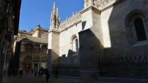 Calle Oficios - Capilla Real Granada