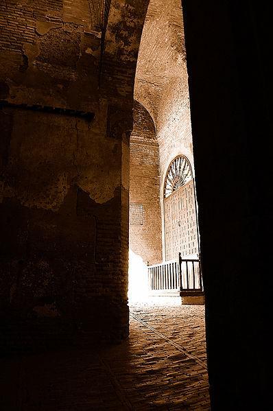 Puerta de la justicia cicerone granada for Min interior y justicia