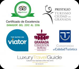 premios y certificados cicerone