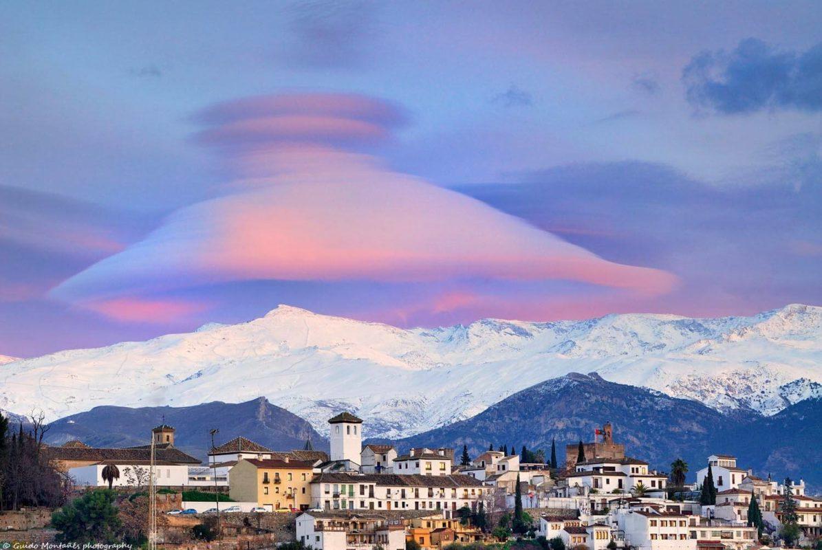 Sierra Nevada Guido Montañés
