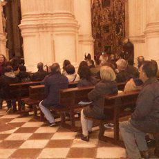 Éxito de la visita a la Catedral en la Noche en Blanco 2017