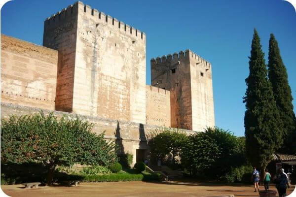 Alhambra para escolares