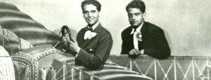 GArcía Lorca y Luis Buñuel