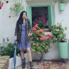 La bloguera china Jie Wang confió en Cicerone para conocer Granada