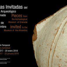 El museo de la Alhambra acoge piezas del Museo Arqueológico