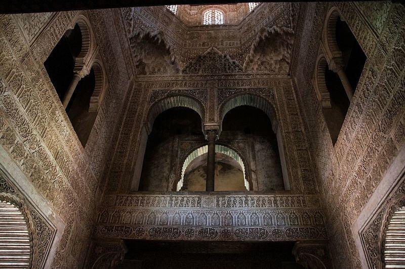 Resultado de imagen de torre de las infantas alhambra