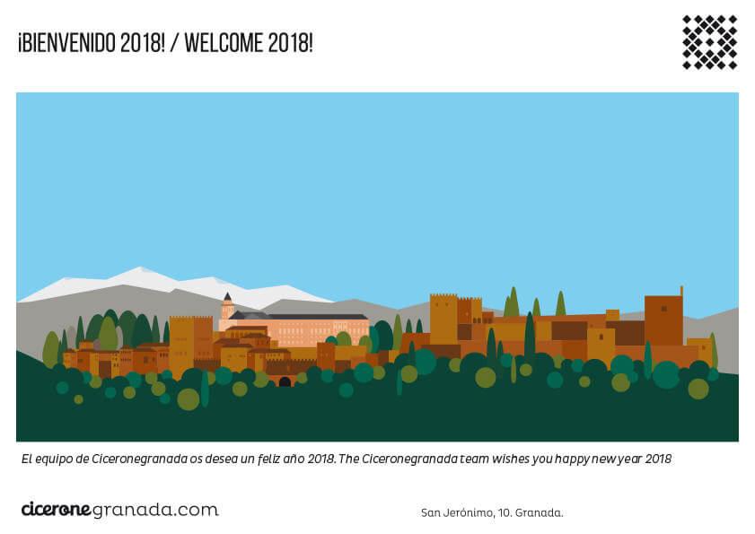 Cicerone felicita 2018