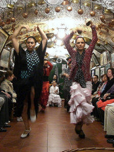 flamenco in the caves
