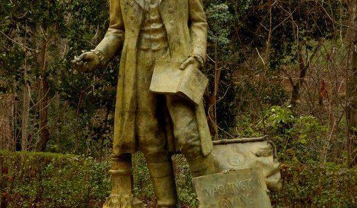 Washington Irving y su huella en Granada