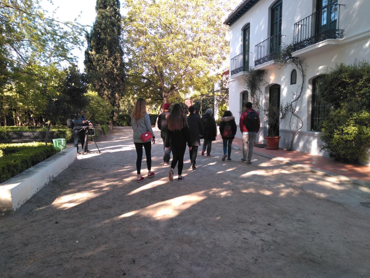 lugares de Lorca en Granada Cicerone Granada