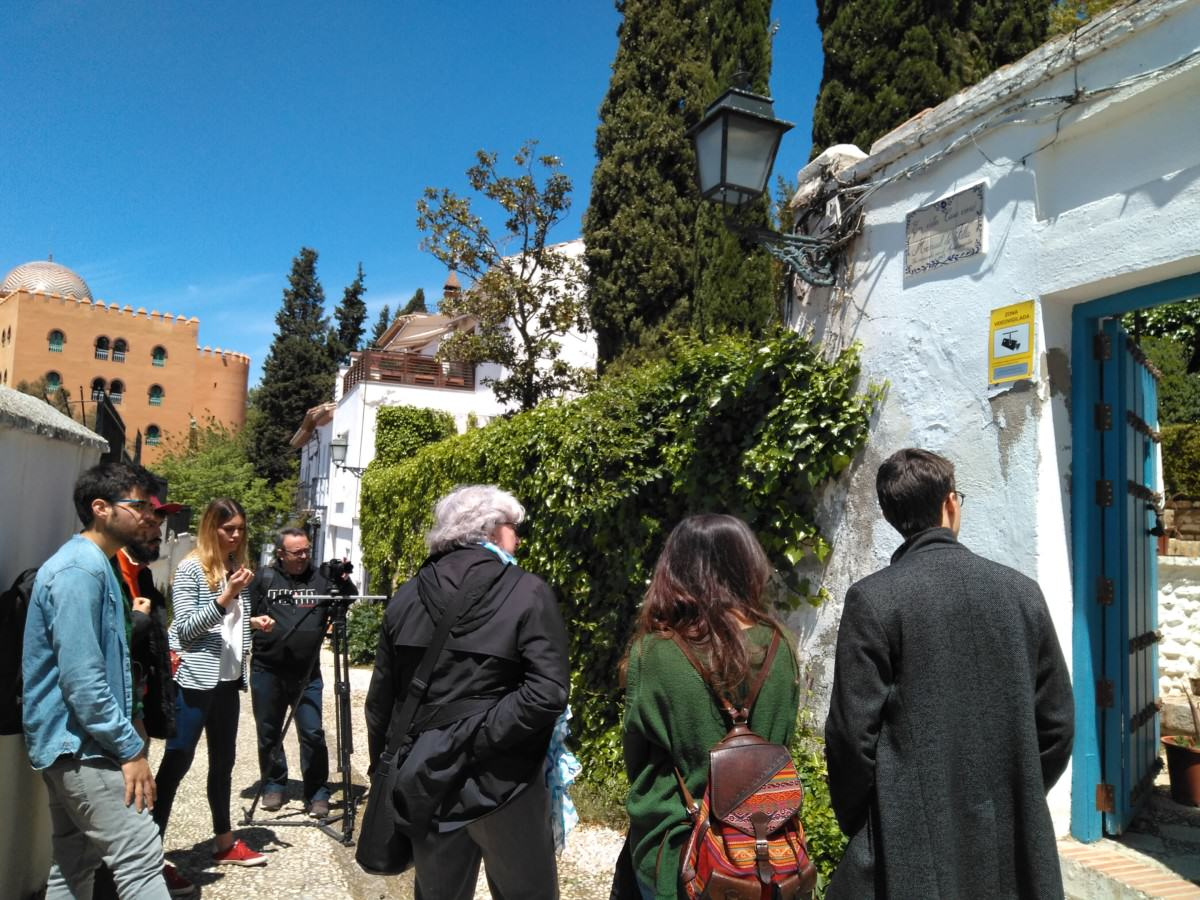 lugares de Lorca en Granada Cicerone Granada canal sur