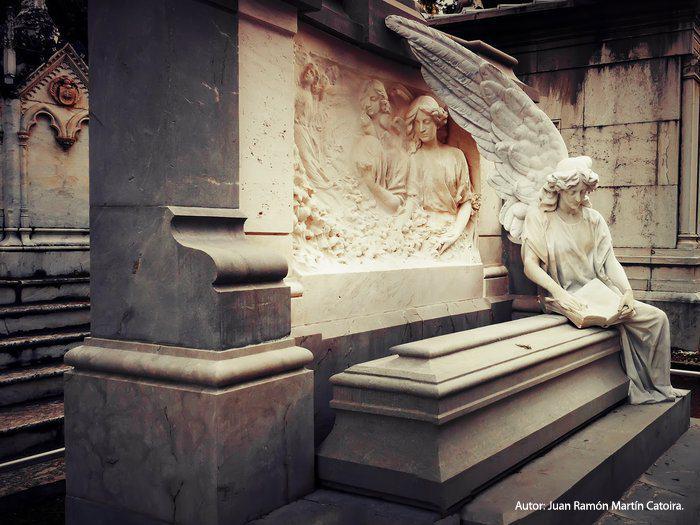 Cementerio de San Jose en Granada - concurso fotografía