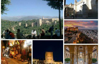 patrimonio cultural de Granada