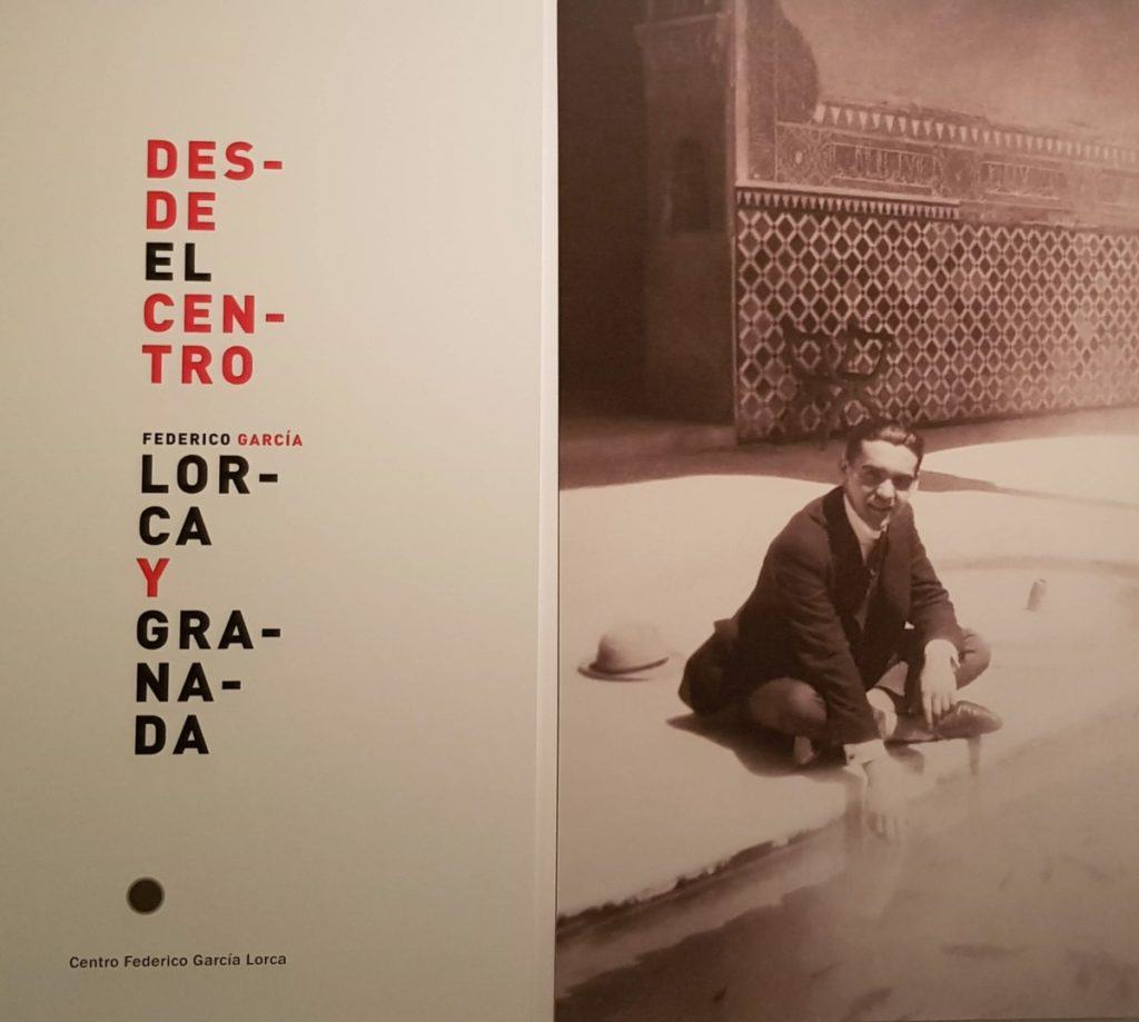 Desde el centro. Lorca y Granada