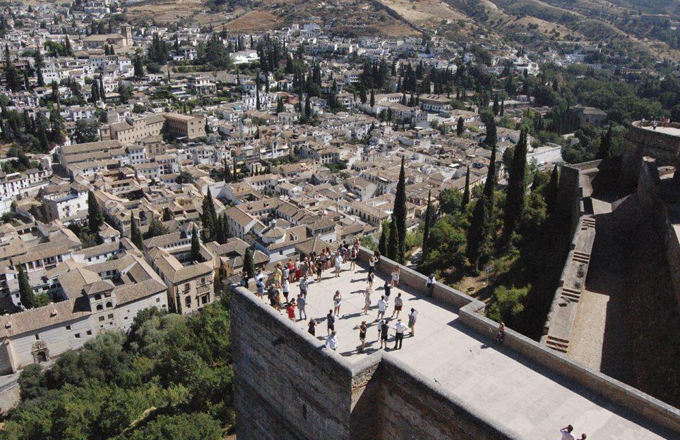 Guía privado de la Alhambra. Completa tu experiencia