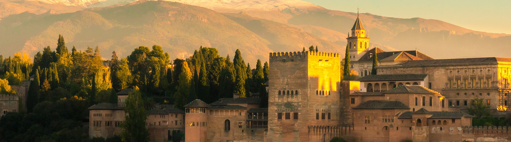 The Alhambra and Generalife
