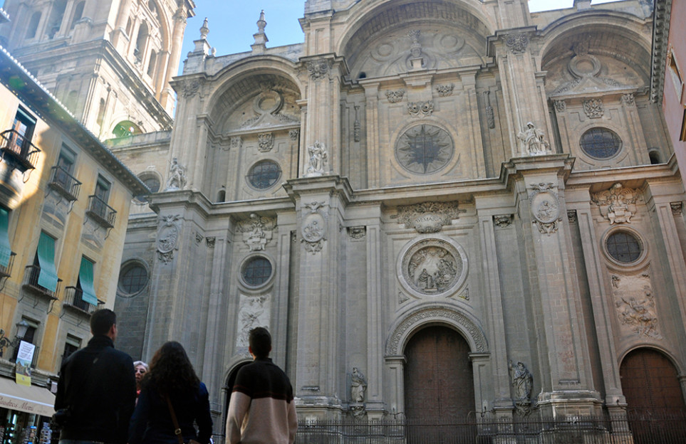 Private tour to the interior of the Cathedral and Royal Chapel of Granada