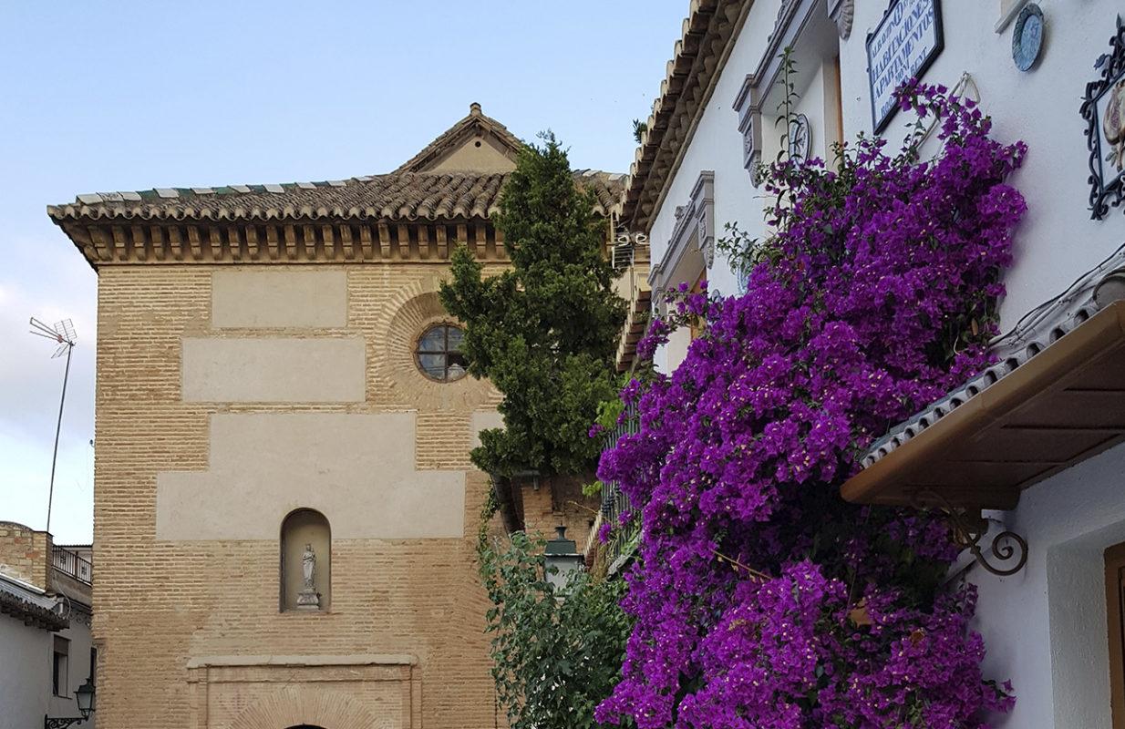 Albaicin house