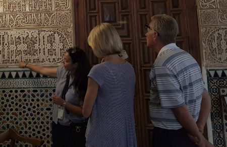 Guided tour at Nasrid Palaces