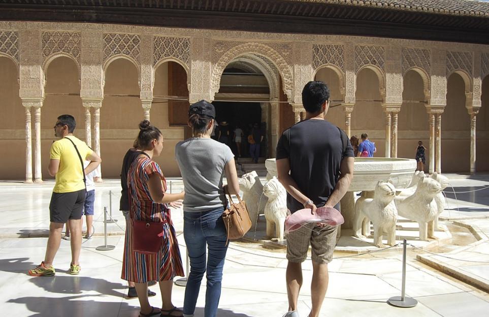 Visita privada de la Alhambra y el Generalife