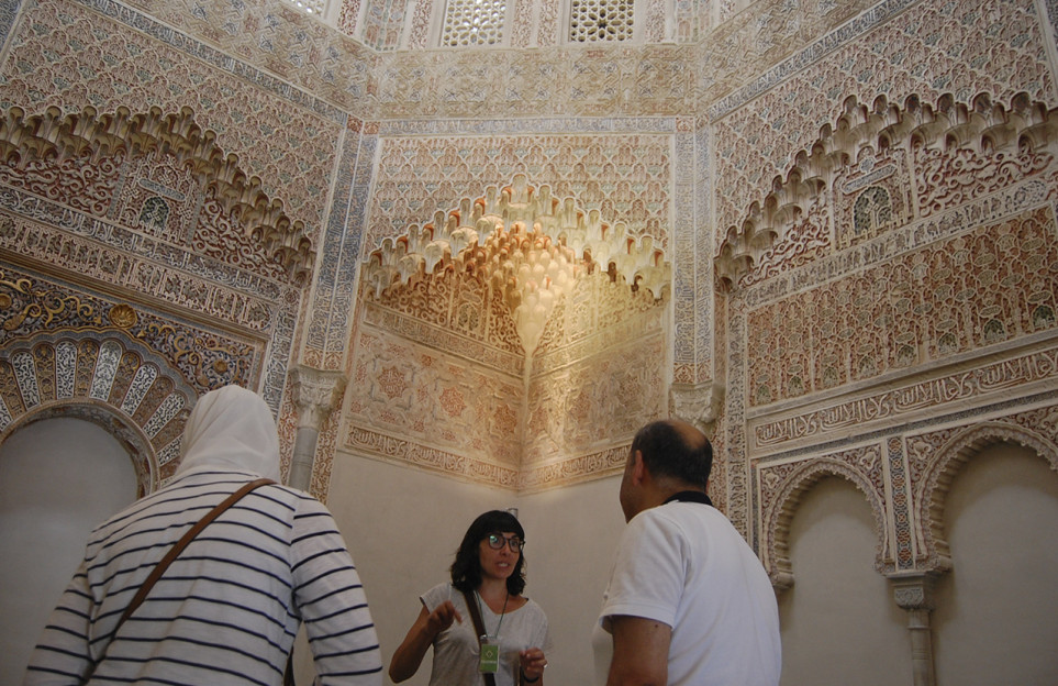 Essential Granada private tour