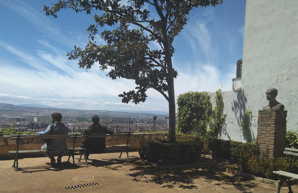 Lorca y Falla en la Alhambra: historia de dos grandes genios