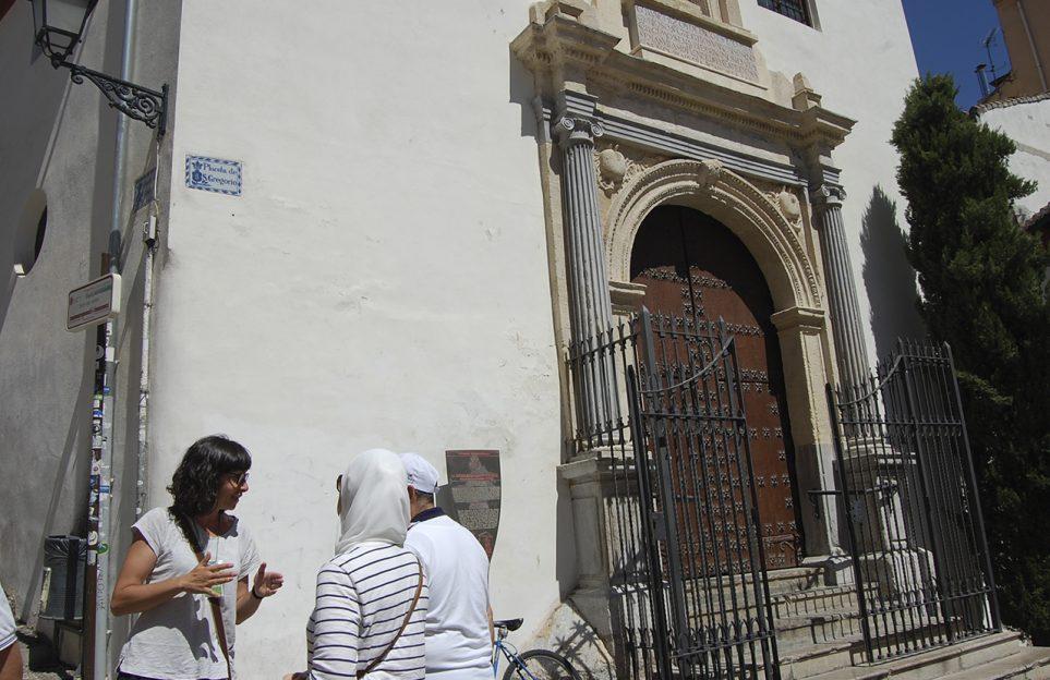 Guided tour in Granada, small group Premium