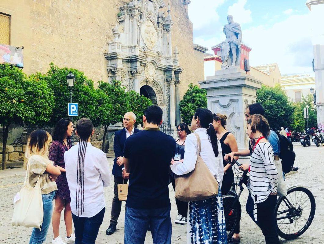 Private tour to the places of Federico García Lorca in Granada