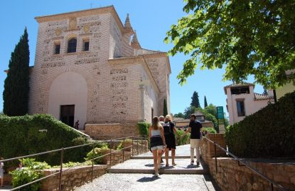 guía privado en la Alhambra