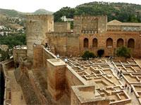 Medina de la Alhambra en la ruta Dobla de Oro
